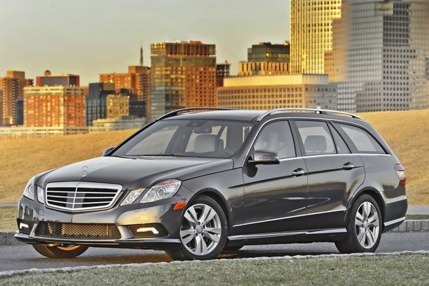 2012 Mercedes-Benz E-Class: Used Car Review featured image large thumb8