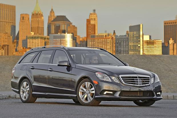 2012 Mercedes-Benz E-Class: Used Car Review featured image large thumb9