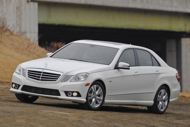 2012 Mercedes-Benz E-Class: Used Car Review featured image large thumb1