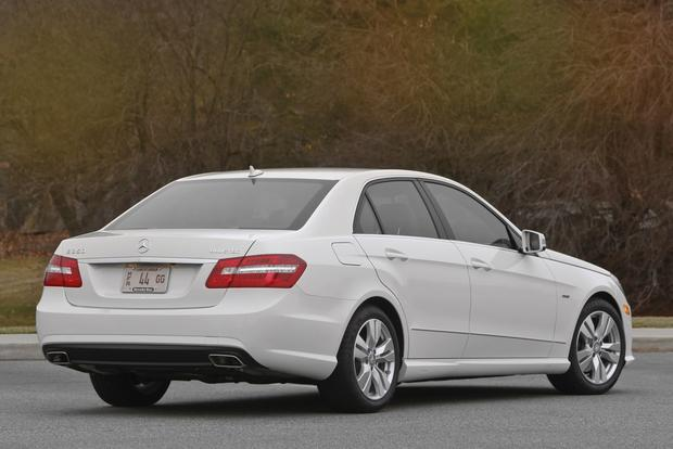 2012 Mercedes-Benz E-Class: Used Car Review featured image large thumb2