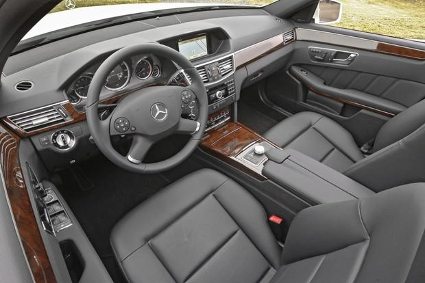 2012 Mercedes-Benz E-Class: Used Car Review featured image large thumb4