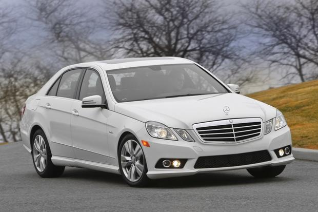 2012 Mercedes-Benz E-Class: Used Car Review featured image large thumb0