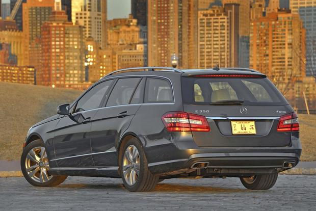 2011 Mercedes-Benz E-Class: Used Car Review featured image large thumb1