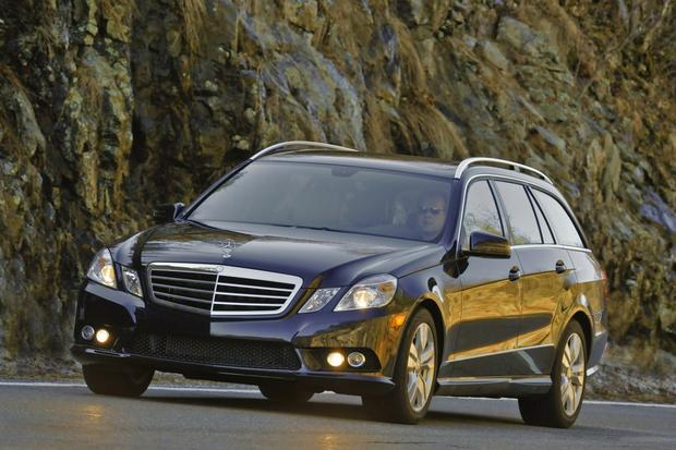 2011 Mercedes-Benz E-Class: Used Car Review featured image large thumb0