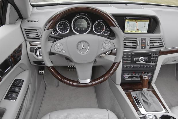 2011 Mercedes-Benz E-Class: Used Car Review featured image large thumb6
