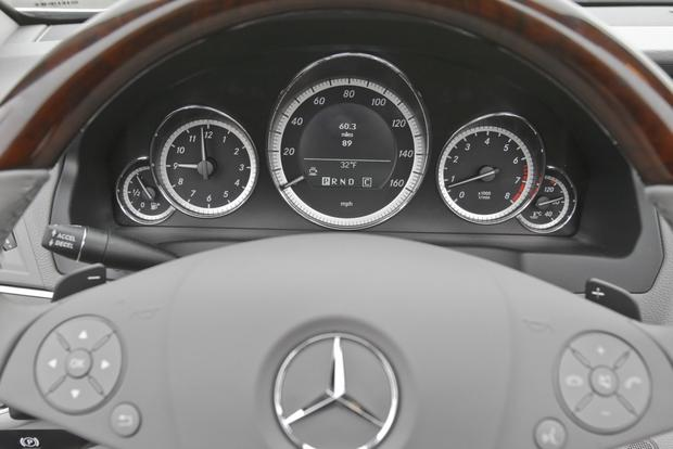 2011 Mercedes-Benz E-Class: Used Car Review featured image large thumb7