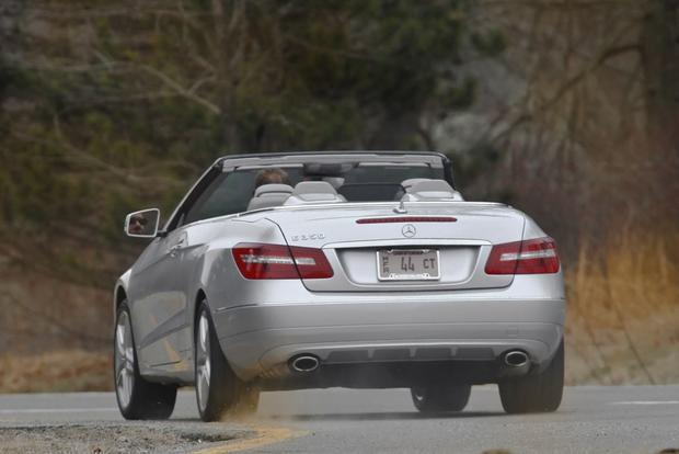 2011 Mercedes-Benz E-Class: Used Car Review featured image large thumb4