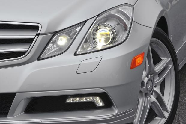 2011 Mercedes-Benz E-Class: Used Car Review featured image large thumb5