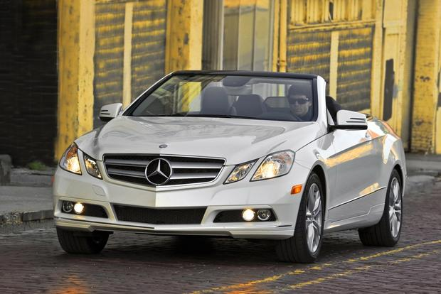 2011 Mercedes-Benz E-Class: Used Car Review featured image large thumb3