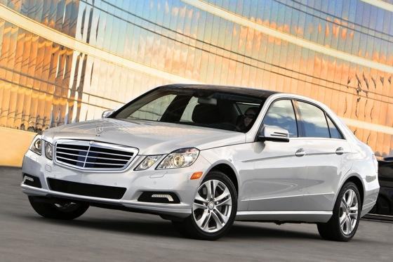 2012 Mercedes Benz E-Class: New Car Review featured image large thumb0
