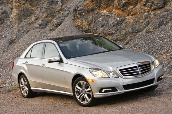 2012 Mercedes Benz E-Class: New Car Review featured image large thumb3