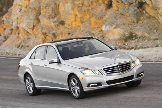 2012 Mercedes Benz E-Class: New Car Review featured image large thumb4