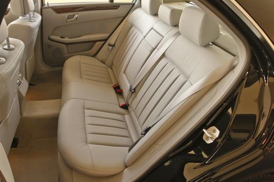 2012 Mercedes Benz E-Class: New Car Review featured image large thumb8