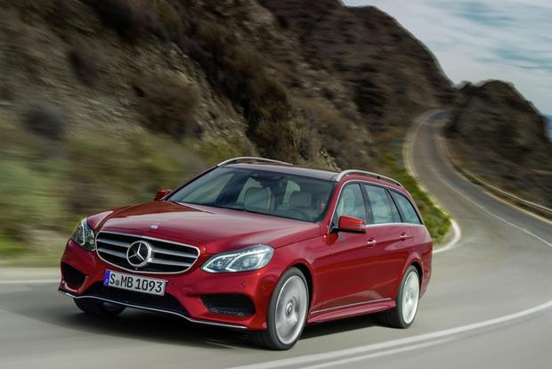 2014 Mercedes-Benz E-Class: New Car Review featured image large thumb0