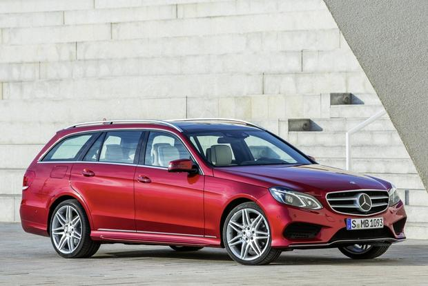 2014 Mercedes-Benz E-Class: New Car Review featured image large thumb1