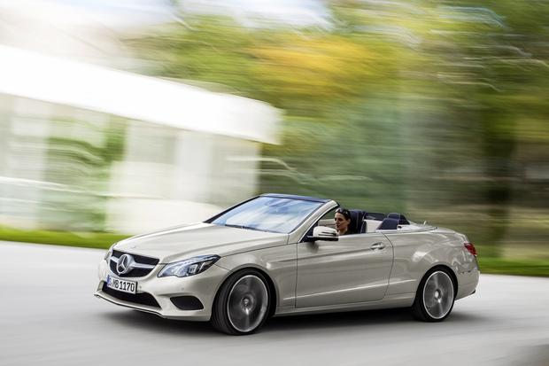 2014 Mercedes-Benz E-Class: New Car Review featured image large thumb4