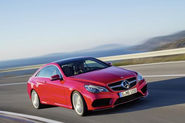 2014 Mercedes-Benz E-Class: New Car Review featured image large thumb8