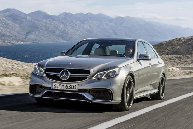 2014 Mercedes-Benz E-Class: New Car Review featured image large thumb12