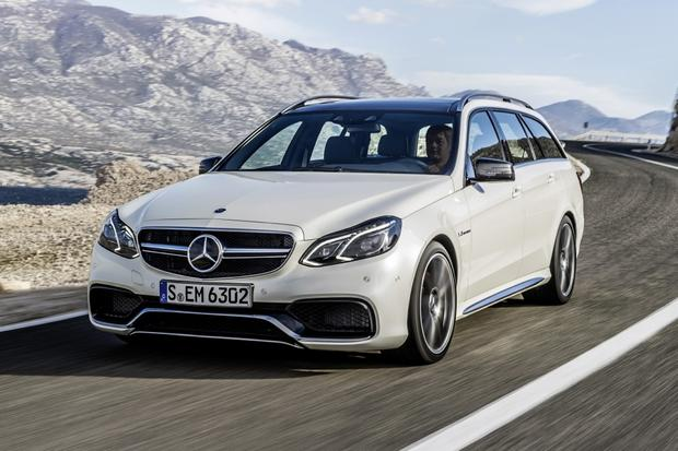 2014 Mercedes-Benz E-Class: New Car Review featured image large thumb13