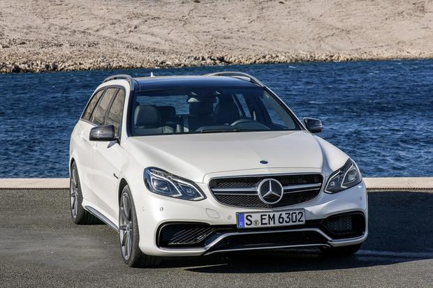 2014 Mercedes-Benz E-Class: New Car Review featured image large thumb14
