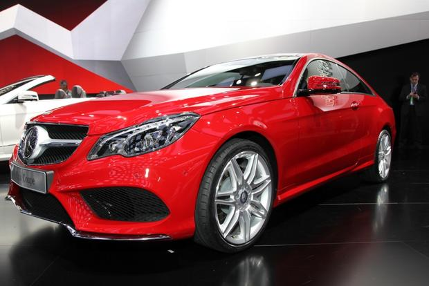 2014 Mercedes CLA-Class, Updated E-Class: Detroit Auto Show featured image large thumb6