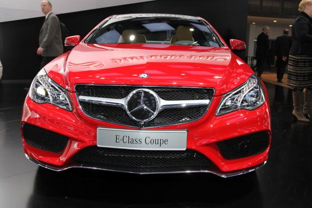 2014 Mercedes CLA-Class, Updated E-Class: Detroit Auto Show featured image large thumb7