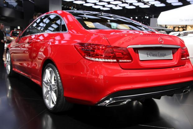 2014 Mercedes CLA-Class, Updated E-Class: Detroit Auto Show featured image large thumb8