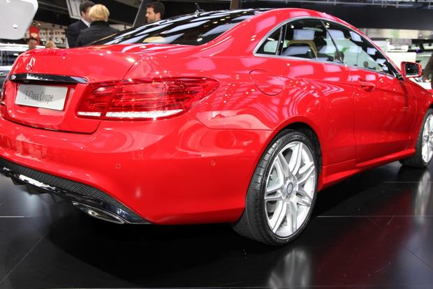 2014 Mercedes CLA-Class, Updated E-Class: Detroit Auto Show featured image large thumb10