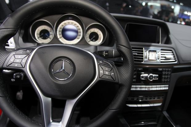 2014 Mercedes CLA-Class, Updated E-Class: Detroit Auto Show featured image large thumb12