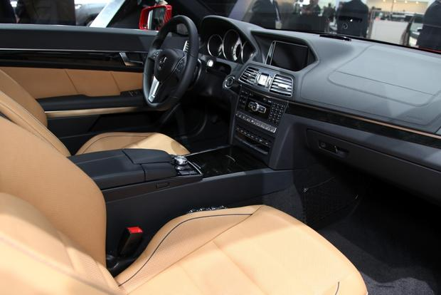 2014 Mercedes CLA-Class, Updated E-Class: Detroit Auto Show featured image large thumb15