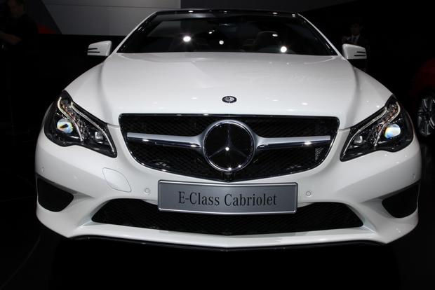 2014 Mercedes CLA-Class, Updated E-Class: Detroit Auto Show featured image large thumb17