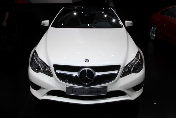 2014 Mercedes CLA-Class, Updated E-Class: Detroit Auto Show featured image large thumb18