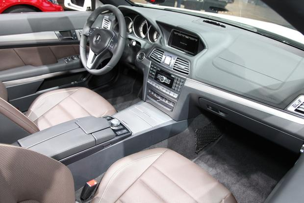 2014 Mercedes CLA-Class, Updated E-Class: Detroit Auto Show featured image large thumb21