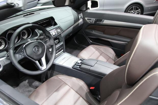 2014 Mercedes CLA-Class, Updated E-Class: Detroit Auto Show featured image large thumb22