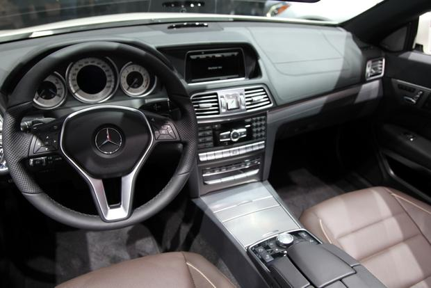 2014 Mercedes CLA-Class, Updated E-Class: Detroit Auto Show featured image large thumb24