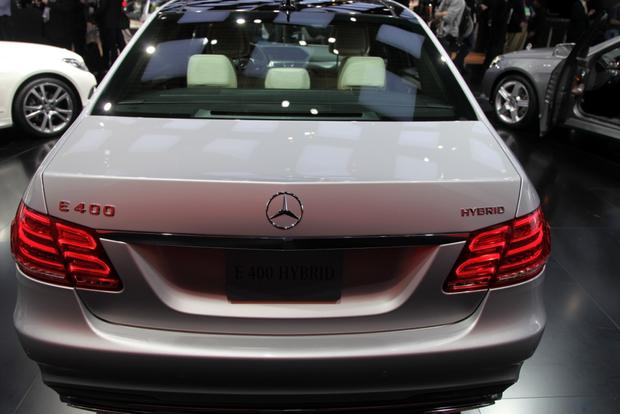 2014 Mercedes CLA-Class, Updated E-Class: Detroit Auto Show featured image large thumb27