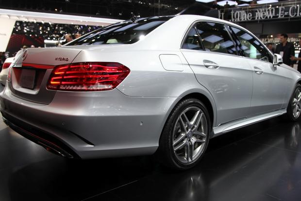 2014 Mercedes CLA-Class, Updated E-Class: Detroit Auto Show featured image large thumb29