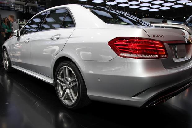 2014 Mercedes CLA-Class, Updated E-Class: Detroit Auto Show featured image large thumb30
