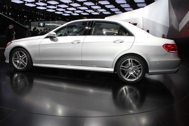 2014 Mercedes CLA-Class, Updated E-Class: Detroit Auto Show featured image large thumb31
