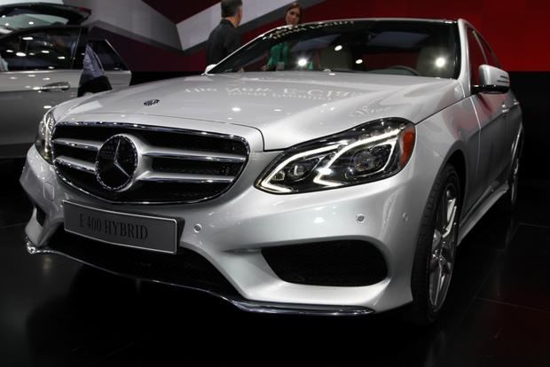 2014 Mercedes CLA-Class, Updated E-Class: Detroit Auto Show featured image large thumb32