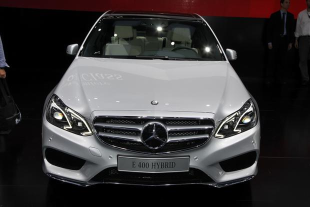 2014 Mercedes CLA-Class, Updated E-Class: Detroit Auto Show featured image large thumb33