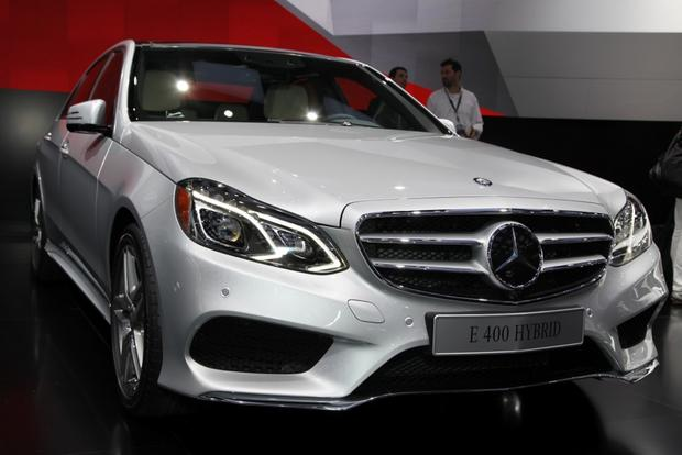 2014 Mercedes CLA-Class, Updated E-Class: Detroit Auto Show featured image large thumb34