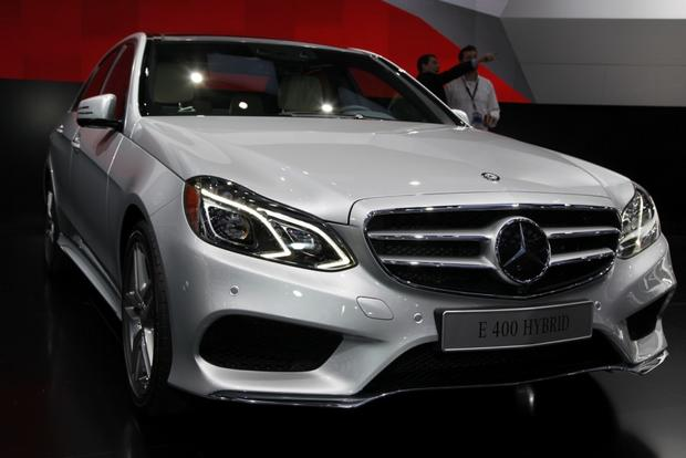 2014 Mercedes CLA-Class, Updated E-Class: Detroit Auto Show featured image large thumb35