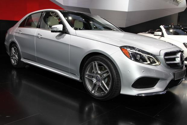 2014 Mercedes CLA-Class, Updated E-Class: Detroit Auto Show featured image large thumb36