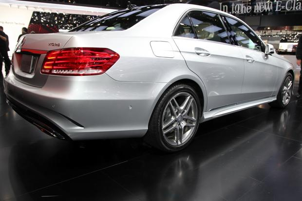 2014 Mercedes CLA-Class, Updated E-Class: Detroit Auto Show featured image large thumb37