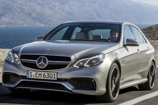2014 Mercedes-Benz E-Class: First Drive Review