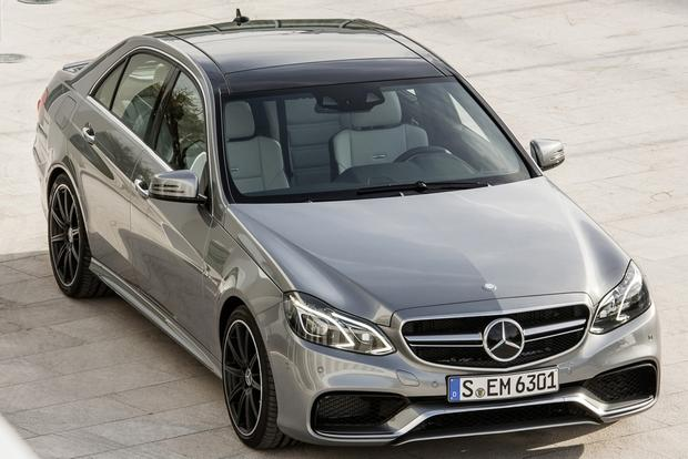 2014 Mercedes-Benz E-Class: First Drive Review featured image large thumb2