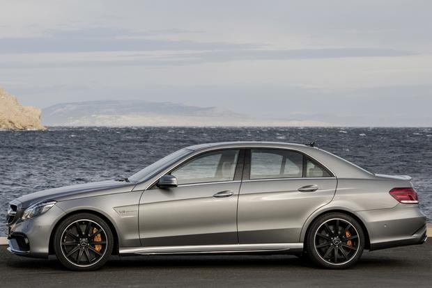 2014 Mercedes-Benz E-Class: First Drive Review featured image large thumb3