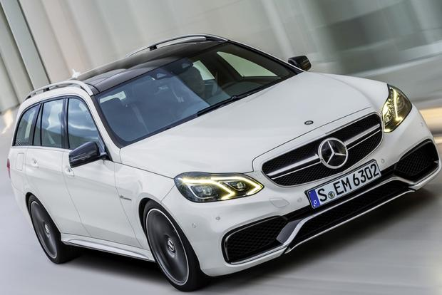 2014 Mercedes-Benz E-Class: First Drive Review featured image large thumb7