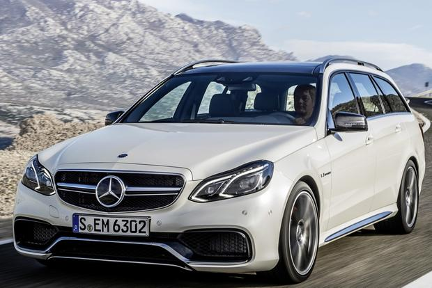 2014 Mercedes Benz E Class First Drive Review Autotrader